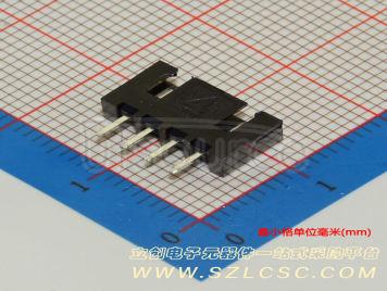 BOOMELE(Boom Precision Elec) XH-4A,4P,pitch2.5mm,Straight line(50pcs)