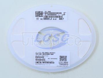YAGEO RC0805JR-074K7L(100pcs)