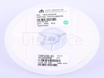 Ever Ohms Tech CR1210J56R0P05Z(50pcs)