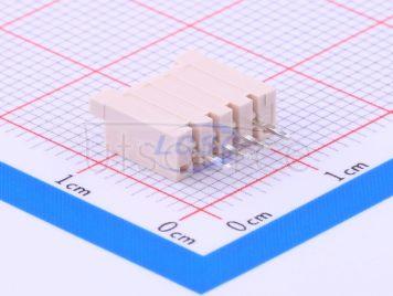 CJT(Changjiang Connectors) A2008WVA-4P(5pcs)