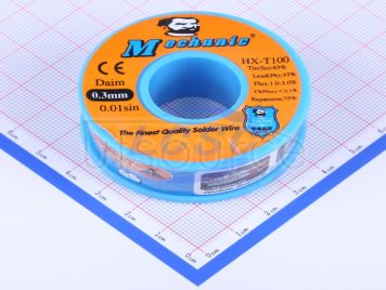 MECHANIC []Sn63/Pb37Solder WiresWZ-100 0.3[200G]
