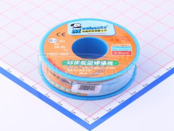 MECHANIC Solder WiresHBD-366 0.6mm100g