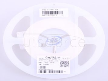 UNI-ROYAL(Uniroyal Elec) 0402WGF6341TCE(100pcs)