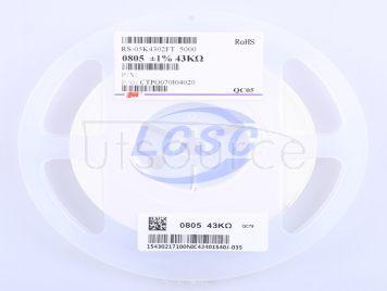 FH(Guangdong Fenghua Advanced Tech) RS-05K4302FT(100pcs)