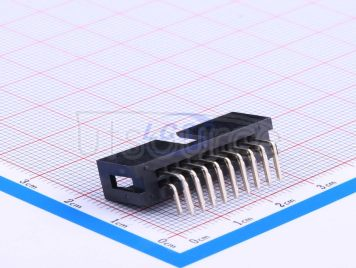 BOOMELE(Boom Precision Elec) 2.54mm 2*9 bend IDC Box(5pcs)