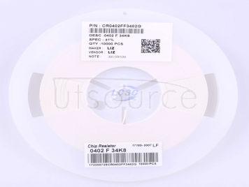LIZ Elec CR0402FF3482G(50pcs)