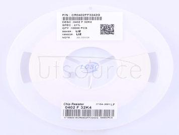 LIZ Elec CR0402FF3242G(100pcs)