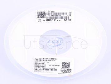 YAGEO RC0805FR-07510KL(100pcs)