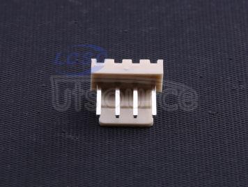 Ckmtw(Shenzhen Cankemeng) MX2.54 2510series socket 1*4P 2.54mm Curved needle(10pcs)
