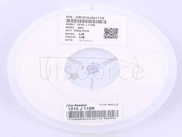 LIZ Elec CR1210J30111G(50pcs)