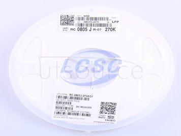 YAGEO RC0805JR-07270KL(100pcs)