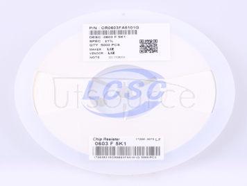 LIZ Elec CR0603FA5101G(100pcs)