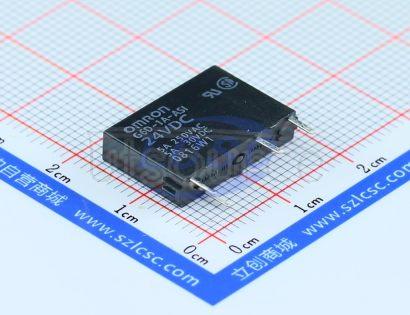 Omron Electronics G6D-1A-ASI DC24