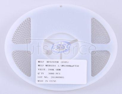 Thunder Component MElF-MFR02041/4WS390KΩFT50