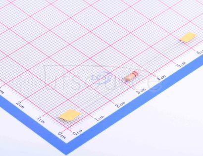 CCO(Chian Chia Elec) RI40-1/4W-220KΩ ±5% T(20pcs)