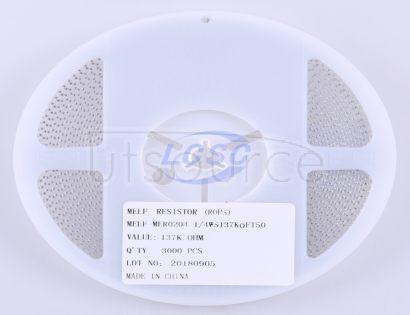 Thunder Component MElF-MFR02041/4WS137KΩFT50