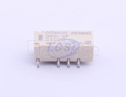 Omron Electronics G6S-2F-TR DC24 BY OMR/C