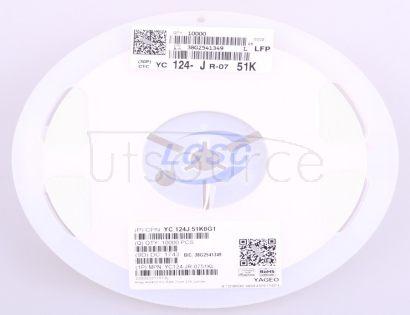 YAGEO YC124-JR-0751KL