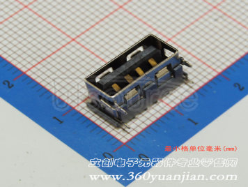 Jing Extension of the Electronic Co. 913-361A2021S10200(10pcs)