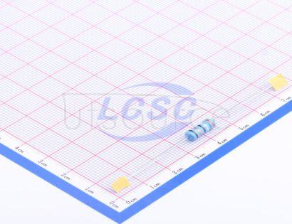 CCO(Chian Chia Elec) MF1W-39Ω±1%(20pcs)