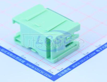 WENTAI green plastic