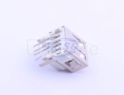 Jing Extension of the Electronic Co. LCSC AF90degree10.0 8.70HWhite plasticPBT Not high temperature