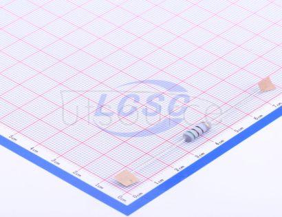 CCO(Chian Chia Elec) MOF2WS-51Ω±5% T(20pcs)