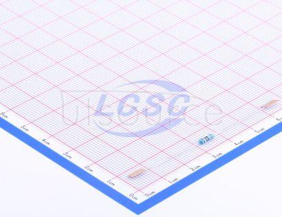 CCO(Chian Chia Elec) MF1/4W-39KΩ±1% T52(50pcs)