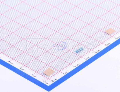 CCO(Chian Chia Elec) MF1/4W-1.8MΩ±1% T52(50pcs)