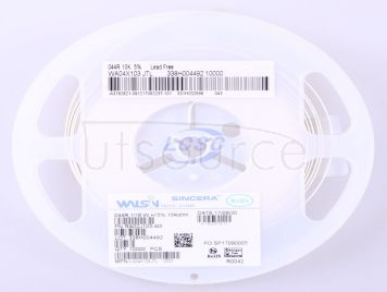 Walsin Tech Corp WA04X103JTL(50pcs)