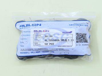 RUILON(Shenzhen Ruilongyuan Elec) NTC 3D-20