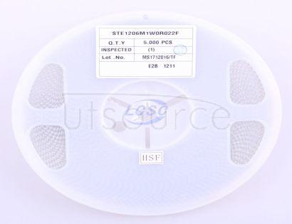 Walter Elec STE1206M1W0R022F