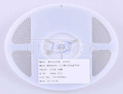 Thunder Component MElF-MFR02041/4WS121ΩFT50