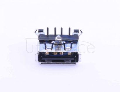 JST Sales America UBA-4R-D14T-4D (LF)(SN)