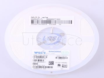 Walsin Tech Corp WA06X470JTL(50pcs)
