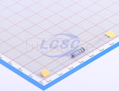 CCO(Chian Chia Elec) RI40-1W-10MΩ ±2% T(5pcs)