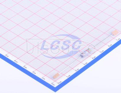 CCO(Chian Chia Elec) MOF2WS-0.43Ω±5% T(20pcs)