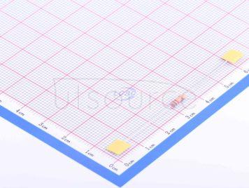 CCO(Chian Chia Elec) RI40-1/4W-820KΩ ±5% T(20pcs)