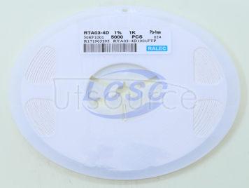 RALEC RTA03-4D1001FTP(50pcs)