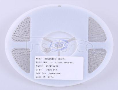 Thunder Component MElF-MFR02041/4WS130ΩFT50