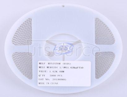 Thunder Component MElF-MFR02041/4WS1.62KΩFT50