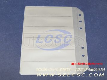 Made in China Sample empty inside page(5pcs)