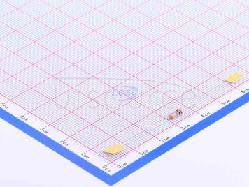 CCO(Chian Chia Elec) RI40-1/4W-10MΩ±5% T(10pcs)