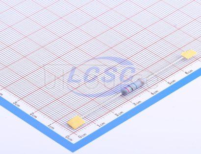 CCO(Chian Chia Elec) RI40-1W-20MΩ ±5% T(5pcs)