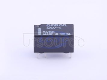 Omron Electronics G5V-1 DC5 BY OMZ/C