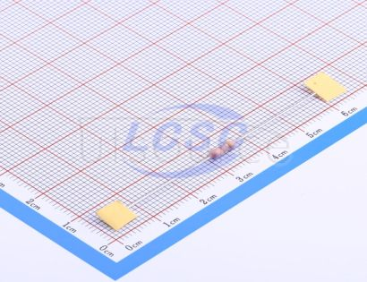 CCO(Chian Chia Elec) RI40-1/4W-470KΩ±5% T(20pcs)