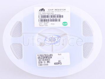 Ever Ohms Tech CRW1218FR100E04Z(10pcs)