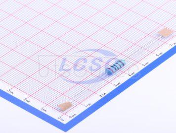 CCO(Chian Chia Elec) MF1W-2KΩ±1% T(20pcs)