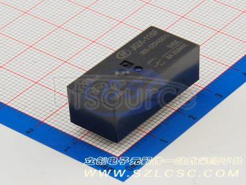 HF(Xiamen Hongfa Electroacoustic) JQX-115F-005-2ZS4