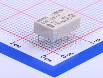 Omron Electronics G6K-2P-Y DC12